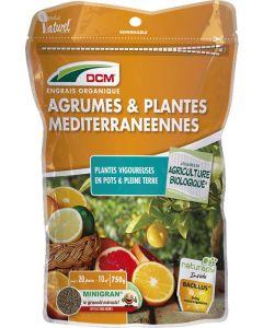 Engrais organique agrumes & plantes méditerranéennes