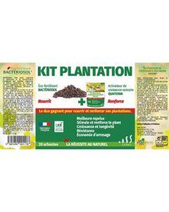 Kit plantation seau 1,7 litre