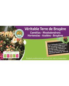 Terre de Bruyère Forestière - Sac de 45 litres