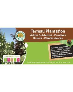 Terreau plantation - Sac de 45 litres